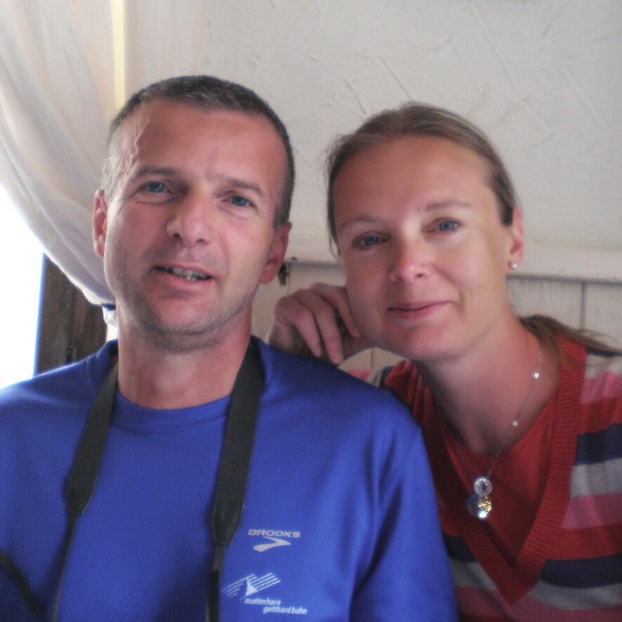 Alessio Zanelli e Jane