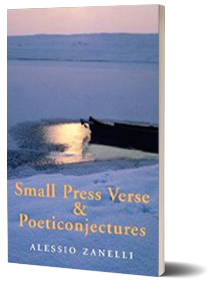 SMALL PRESS VERSE POETICONJECTURES book